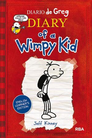 DIARIO DE GREG 1 DIARY OF A WIMPY KID