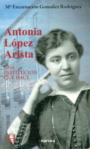 ANTONIA LÓPEZ ARISTA