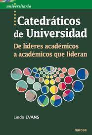 CATEDRATICOS DE UNIVERSIDAD