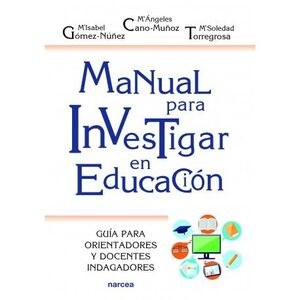 MANUAL PARA INVESTIGAR EN EDUCACION