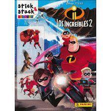LOS INCREIBLES 2. STICK & STACK