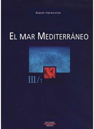 MAR MEDITERRANEO II/1, EL. FAUNA, FLORA, ECOLOGIA