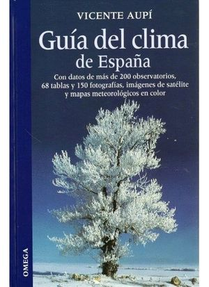 GUIA DEL CLIMA DE ESPAÑA