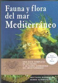 FAUNA Y FLORA DEL MAR MEDITERRÁNEO