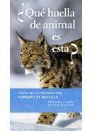 QUE HUELLA DE ANIMAL ES ESTA?