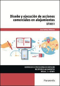 DISEÑO Y EJECUCIÓN DE ACCIONES COMERCIALES EN ALOJAMIENTOS UF0051