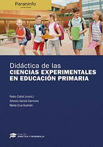 DIDÁCTICA DE LAS CIENCIAS EXPERIMENTALES EN EDUCACIÓN PRIMARIA