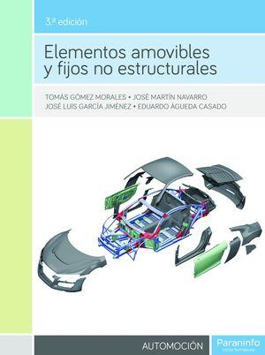 ELEMENTOS AMOVIBLES FIJOS Y NO ESTRUCTURALES