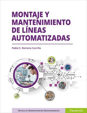 MONTAJE Y MANTENIMIENTO DE LINEAS AUTOMATIZADAS