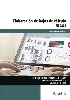 ELABORACIÓN DE HOJAS DE CÁLCULO UF0858