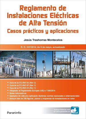 REGLAMENTO DE INSTALACIONES ELÉ�CTRICAS DE ALTA TENSIÓN