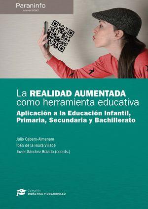 REALIDAD AUMENTADA COMO HERRAMIENTA EDUCATIVA