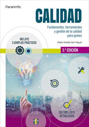 CALIDAD EDICIÓN 2019