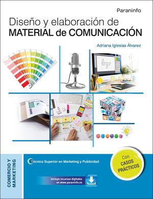 DISEÑO Y ELABORACIÓN DE MATERIAL DE COMUNICACIÓN