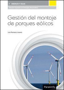 GESTIÓN DEL MONTAJE DE PARQUES EÓLICOS