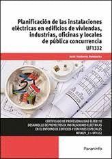 PLANIFICACION DE LAS INSTALACIONES ELECTRICAS EN EDIFICIOS DE VIVIENDAS, INDUSTRIAS, OFICINAS Y LOCALES DE PUBLICA CONCURRENCIA
