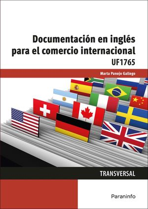 DOCUMENTACIÓN EN INGLÉS PARA EL COMERCIO INTERNACIONAL UF1765