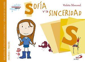 SOFIA Y LA SINCERIDAD