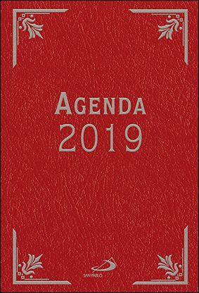 AGENDA ROJA 2019