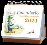 CALENDARIO DE MESA 2021 MINILIBROS AUTOAYUDA