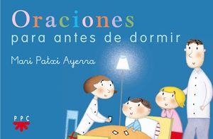 ORACIONES PARA ANTES DE DORMIR (CARTAS)