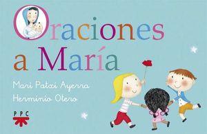 ORACIONES A MARÍA (CARTAS)