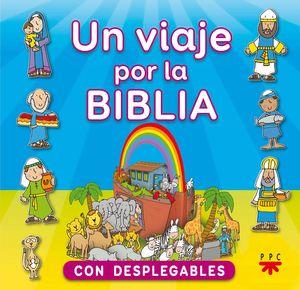 UN VIAJE POR LA BIBLIA CON DEPLEGABLES