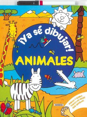 ANIMALES (YA SE DIBUJAR)