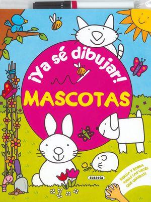 MASCOTAS (YA SE DIBUJAR)