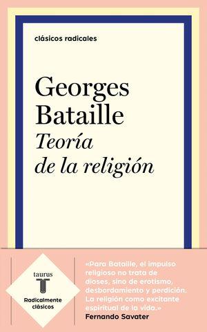 TEORÍA DE LA RELIGIÓN / EL CULPABLE