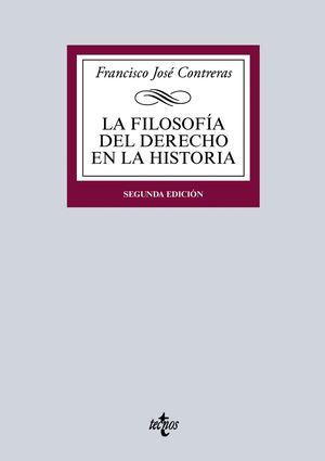 LA FILOSOFÍA DEL DERECHO EN LA HISTORIA
