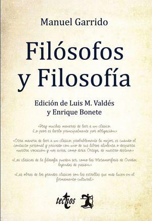 FILÓSOFOS Y FILOSOFÍA
