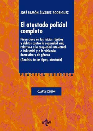 EL ATESTADO POLICIAL COMPLETO