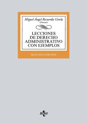 LECCIONES DE DERECHO ADMINISTRATIVO CON EJEMPLOS