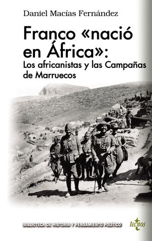 FRANCO NACIÓ EN ÁFRICA