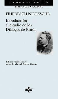 INTRODUCCION AL ESTUDIO DE LOS DIALOGOS DE PLATON