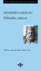 FILÓSOFOS CÍNICOS. ANTOLOGÍA DE TEXTOS