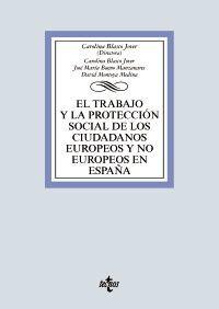 EL TRABAJO Y LA PROTECCION SOCIAL DE LOS CIUDADANOS EUROPEOS EN ESPAÑA