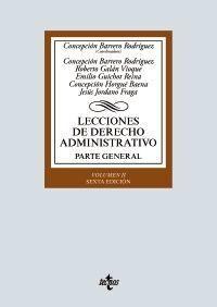 LECCIONES DE DERECHO ADMINISTRATIVO. PARTE GENERAL T.II