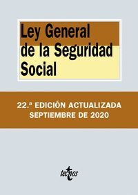 LEY GENERAL DE LA SEGURIDAD SOCIAL - 238