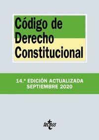 CODIGO DE DERECHO CONSTITUCIONAL - 306