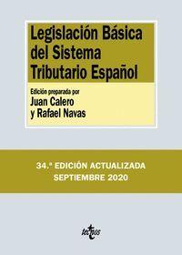 LEGISLACIÓN BÁSICA DEL SISTEMA TRIBUTARIO ESPAÑOL - 324