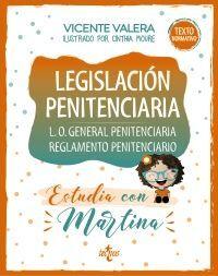 LEGISLACION PENITENCIARIA. LEY ORGÁNICA Y REGLAMENTO