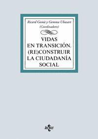 VIDAS EN TRANSICIÓN (RE)CONSTRUIR LA CIUDADANÍA SOCIAL