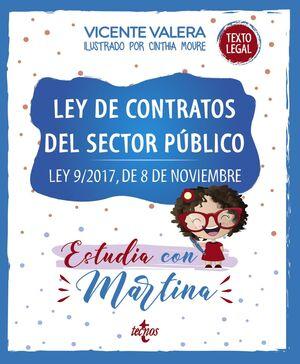 LEY DE CONTRATOS DEL SECTOR PÚBLICO. ESTUDIA CON MARTINA. TEXTO LEGAL
