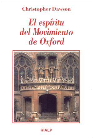 ESPIRITU DEL MOVIMIENTO DE OXFORD, EL