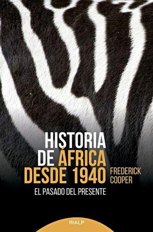 HISTORIA DE AFRICA DESDE 1940