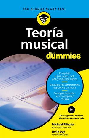 TEORÍA MUSICAL PARA DUMMIES