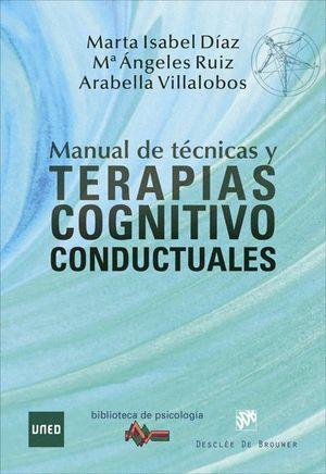 MANUAL DE TECNICAS Y TERAPIAS COGNITIVO CONDUCTUALES