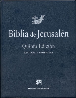 BIBLIA DE JERUSALEN (R)